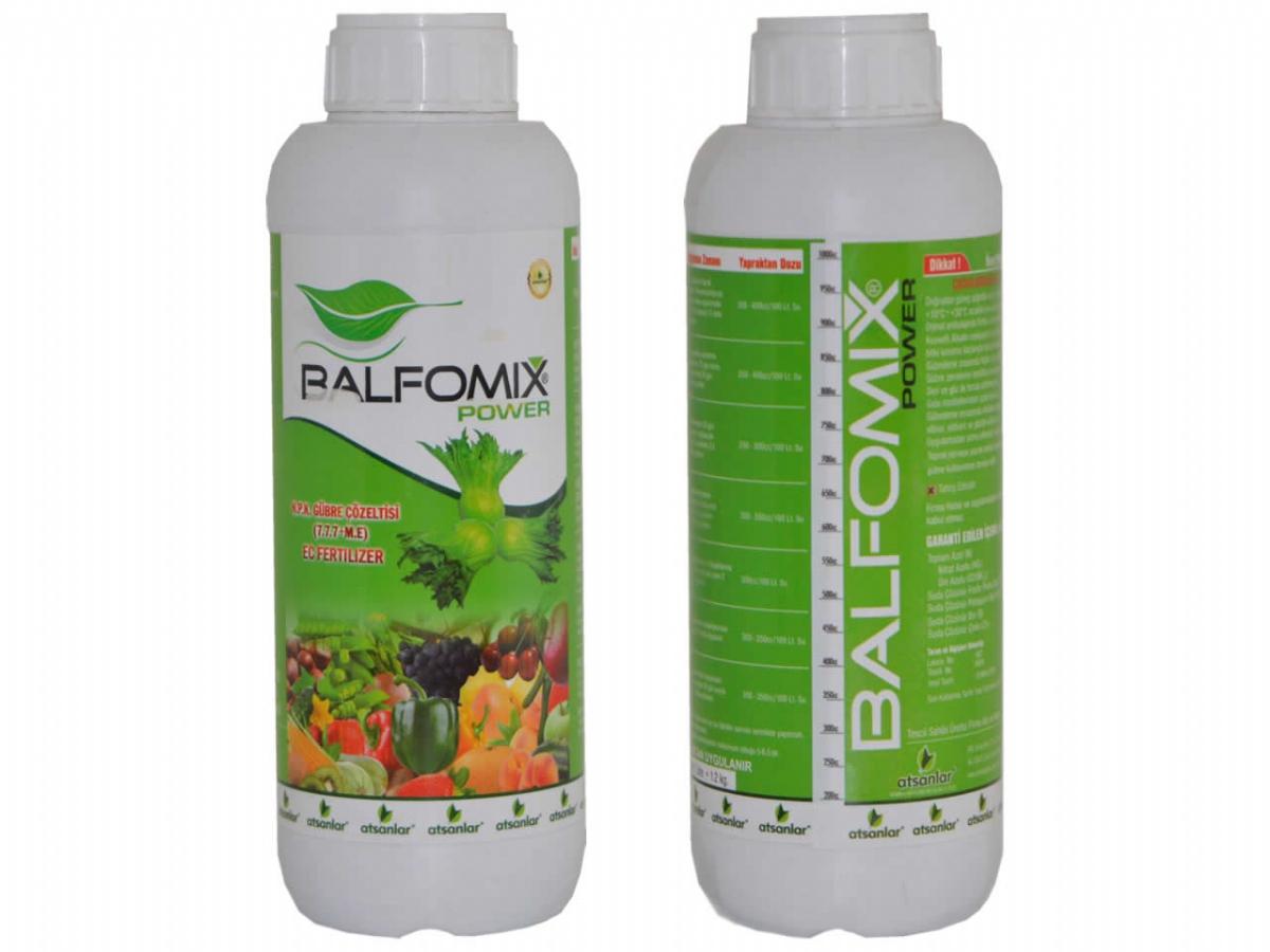 Balfomix Power Npk 7-7-7 +ME